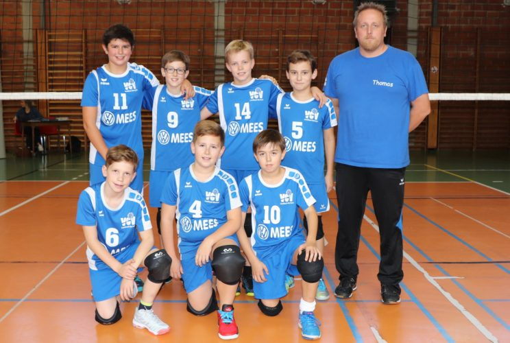 U13 Jongens Foto